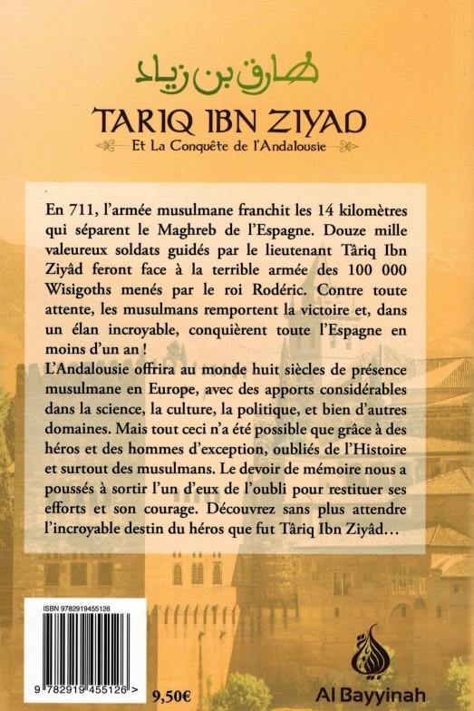 Tariq Ibn Ziyad La conquête de l'Andalousie-8676