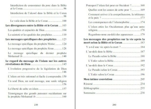 La Bible et le Coran : Ressemblances et divergences-8786