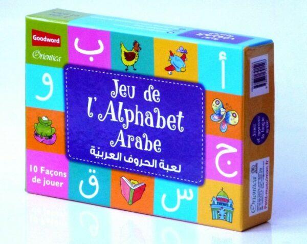Jeu de l'Alphabet Arabe - لعبة الحروف العربية-0