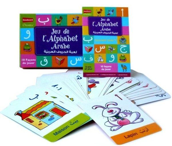Jeu de l'Alphabet Arabe - لعبة الحروف العربية-8821