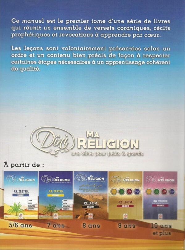 Ma religion une série pour petits et grands volume 1-8895