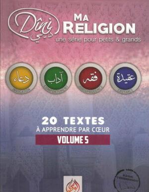 Ma religion une série pour petits et grands volume 5-0