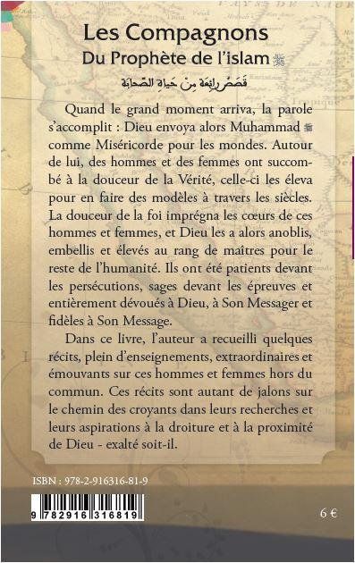 Les compagnons du Prophète de l'islam : Récits extraordinaires et Émouvants-8945