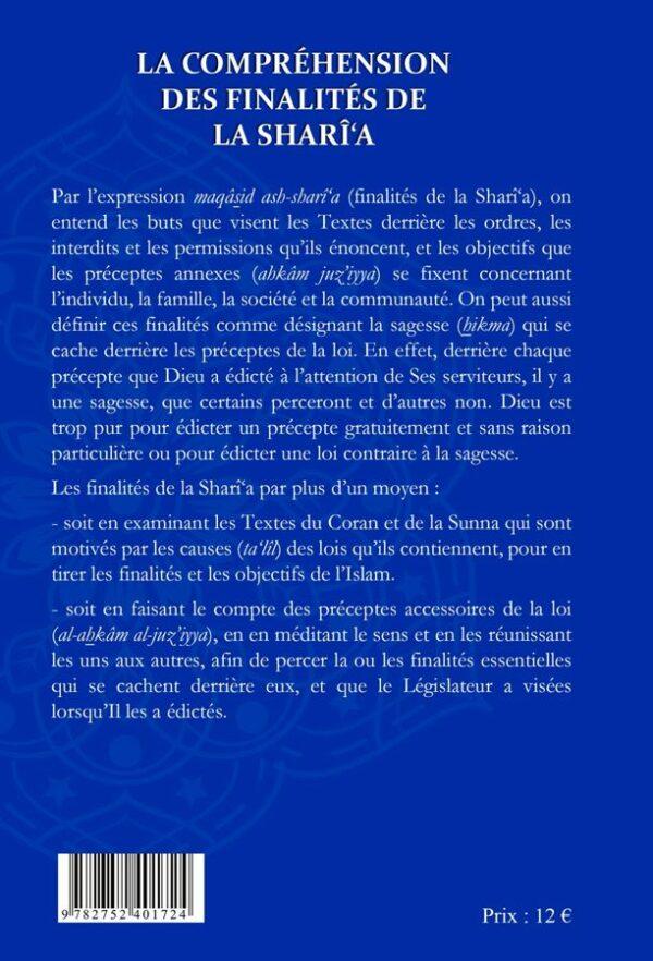 La compréhension des finalités de la Sharî'a-9036