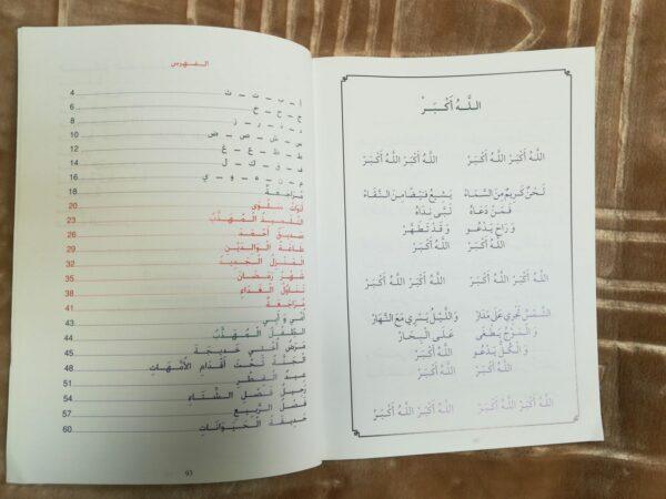 Apprendre l'Arabe - Deuxième Niveau-9061