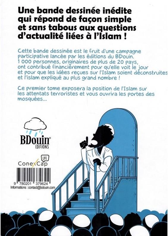 Dialogue - Tome 1 - BDouin (Bande Dessinée Participative)-9063