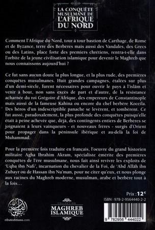 La Conquête Musulmane de l'Afrique du Nord - Agha Ibrahim Akram - Editions Ribât-9069