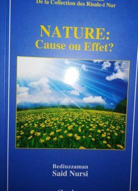 Nature: Cause ou Effet ?-0