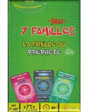 Le Jeu des 7 Familles – La Famille du Prophète