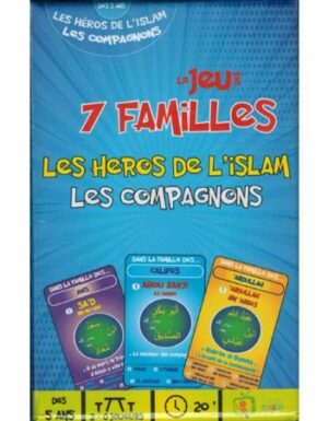 Le Jeu des 7 Familles – Les Héros de l'Islam – Les Compagnons
