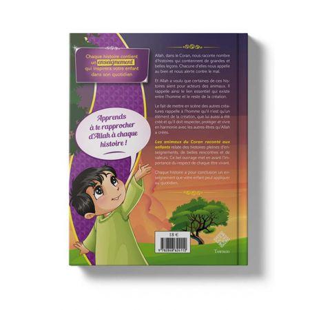 Les animaux du Coran racontés aux enfants Siham Andalouci - Edition Tawhid-9108