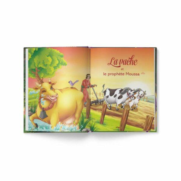 Les animaux du Coran racontés aux enfants Siham Andalouci - Edition Tawhid-9109