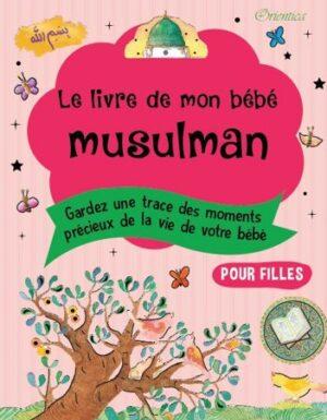 Le livre de mon bébé musulman (Rose pour filles)-0