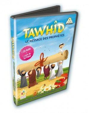 Tawhid - Le Message des Prophètes (1 CD Audio + 1 Livre) - Athariya Jeunesse-0