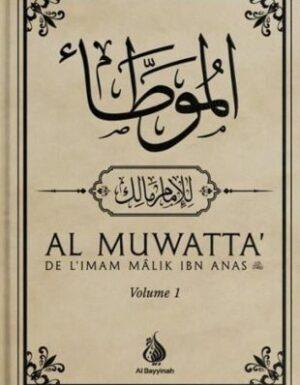 Al-Muwatta' de l'Imam Mâlik Ibn Anas – Français-Arabe – 2 Volumes – Al Bayyinah