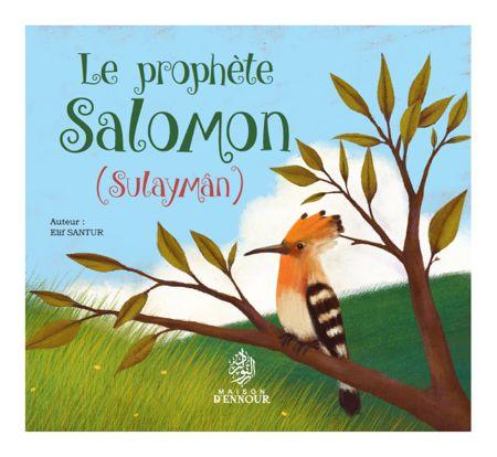 Le prophète Salomon (Sulaymân)-0