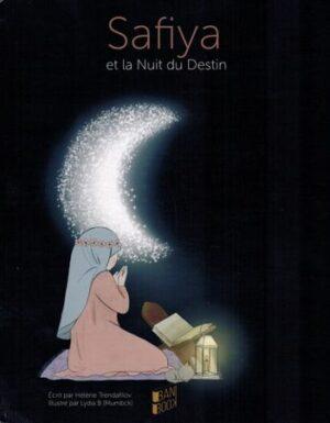 Safiya et la Nuit du Destin - Hélène Trendafilov & Lydia B - BANIBOOK-0