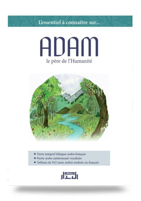 Adam, le Père de l'Humanité (Édition BILINGUE)-0
