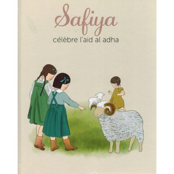 Safiya célèbre l'Aïd Al Adha - Hélène Trendafilov & Lydia B - BANIBOOK-0