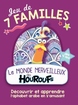 Le jeu des 7 familles Houroufs-0