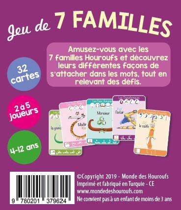 Le jeu des 7 familles Houroufs-9322