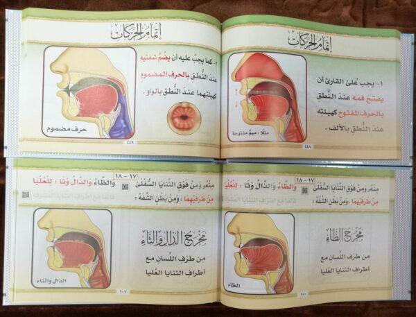 SHARH MANZUMAH AL-MUQADIMAH FIYMA YAJIBU 'ALA QARI' AL-QUR'ANI 'AN YA'LAMAH شرح منظومة المقدمة فيما يجب على قارئ القران ان يعلمه 2/1-9365