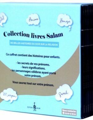 Pack 10 livres collection salam pour les enfants-0