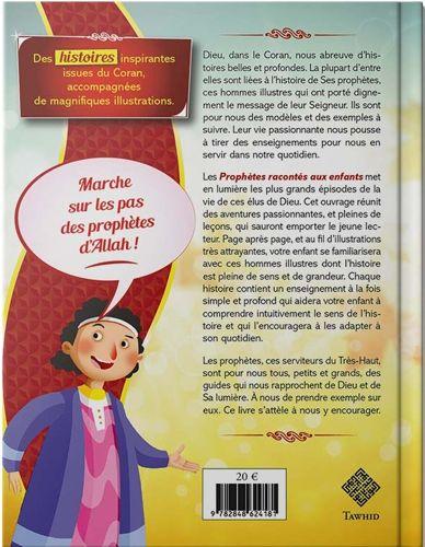1 Les Prophètes racontés aux enfants - Siham Andalouci -9370