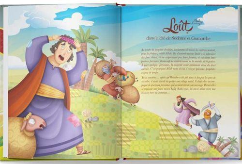 1 Les Prophètes racontés aux enfants - Siham Andalouci -9371