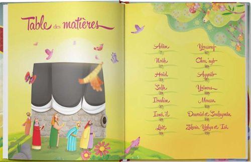 1 Les Prophètes racontés aux enfants - Siham Andalouci -9372