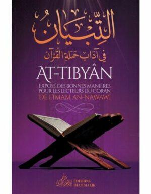 At-Tibyân - Exposé des bonnes manières pour les lecteurs du Coran - Imam An-Nawawî-0