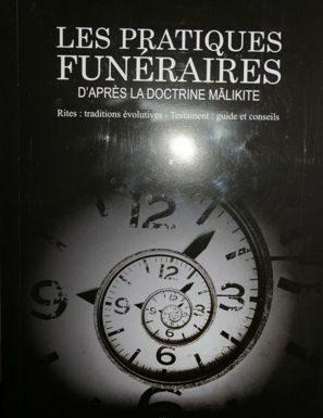 Les pratiques funéraires d'après la doctrine malikite-0