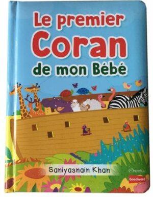 Le premier Coran de mon bébé (Livre avec pages cartonnées)-0