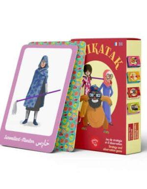 PanikAtak - jeu de cartes - Graines de foi-0