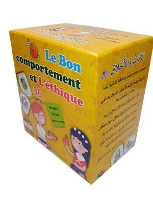 LE BON COMPORTEMENT ET L'ETHIQUE -36 cartes