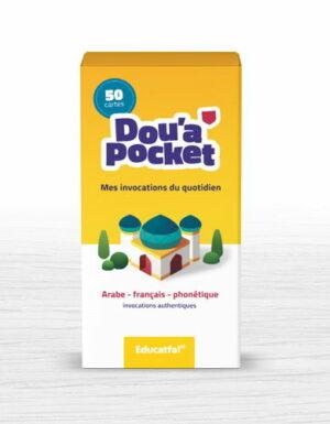 DOU'A POCKET - 50 JOLIES CARTES D'INVOCATIONS