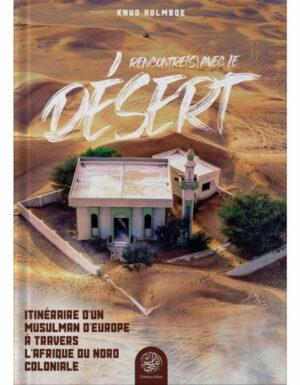 RENCONTRE(S) AVEC LE DÉSERT – KNUD HOLMBOE – ÉDITIONS RIBÂT