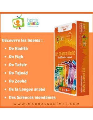 Le Jeu Des 7 Familles Les Grands Imams Des Différentes Sciences